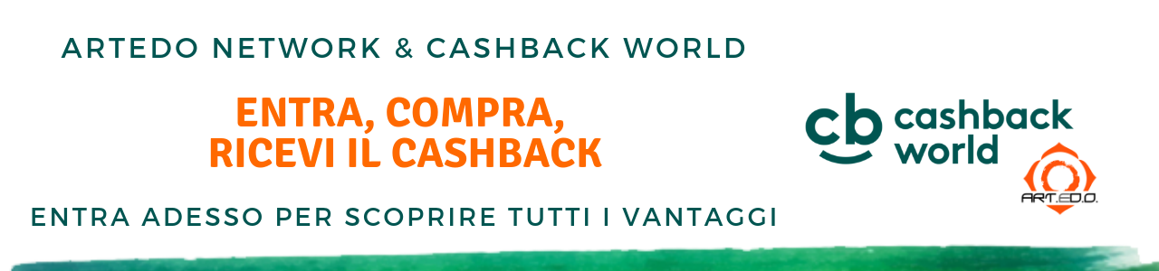 cashback world artedo network